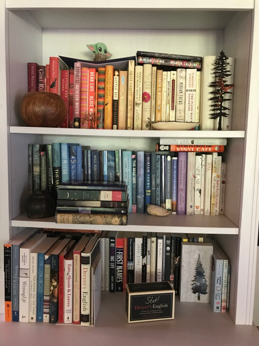 bookshelves.mine